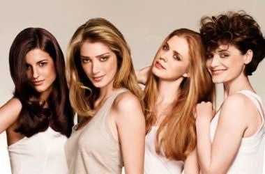 Как определить свой тип волос. 4 типа волос