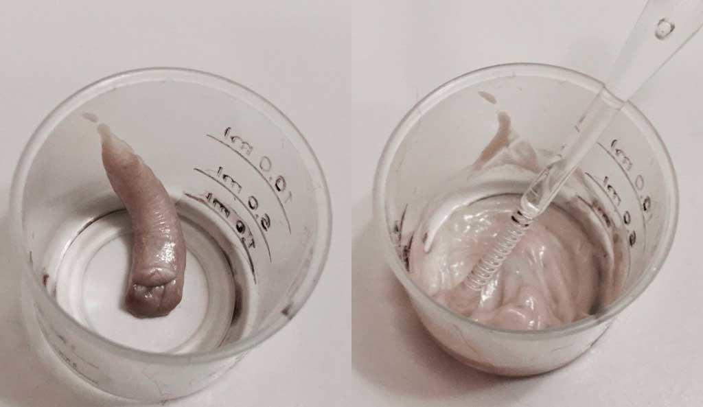 Коррекция бровей. Как правильно красить брови краской.