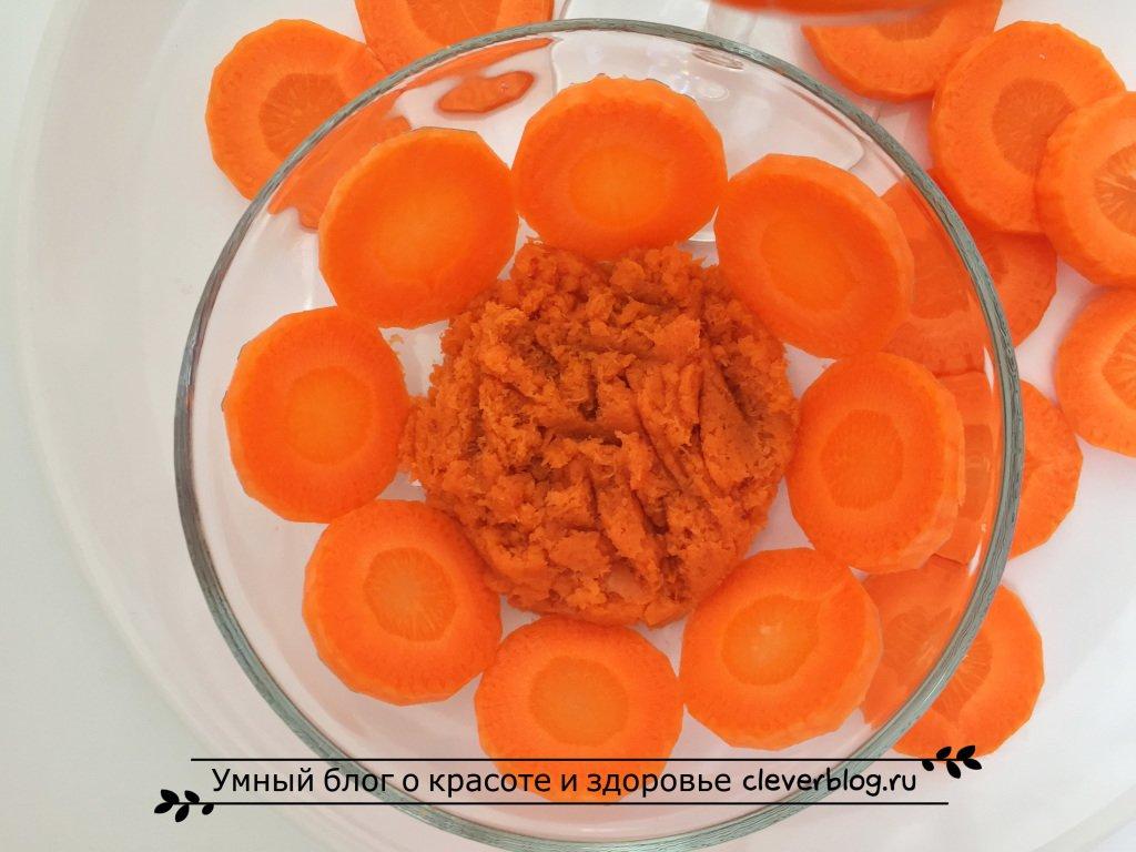 Морковная маска для лица от прыщей и морщин в домашних условиях.