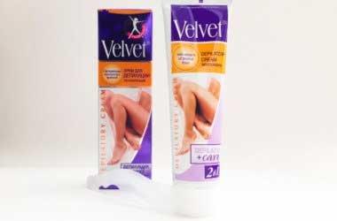 Крем для депиляции Velvet