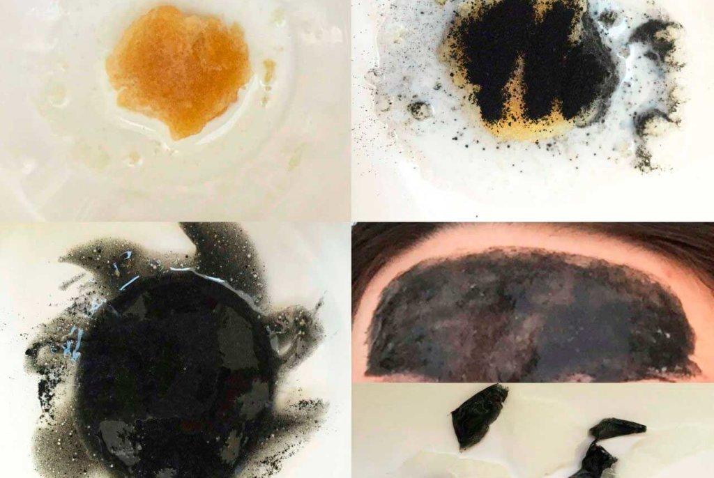 Как сделать black mask в домашних условиях, эффективные рецепты