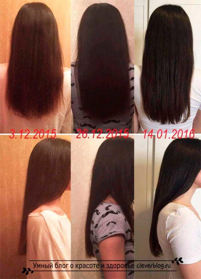 Отзыв о шампуне и бальзаме для ускорения роста волос HairJazz Institut Claude Bell