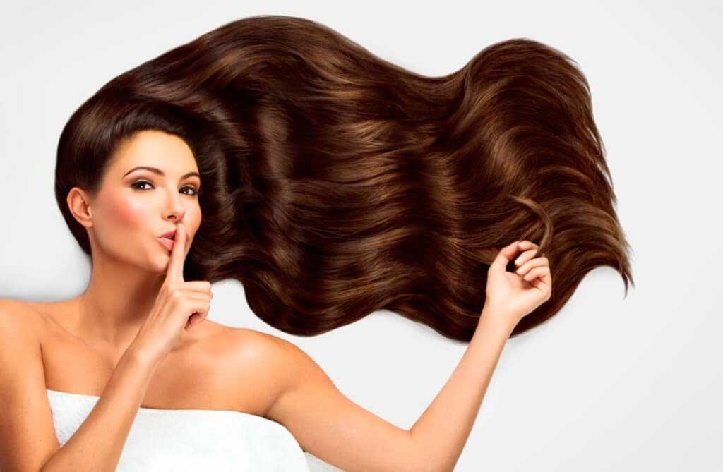 Правильный уход за нарощенными волосами: все секреты