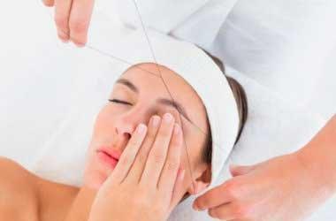 Эпиляция при помощи нити – новое решение проблемы удаления волос