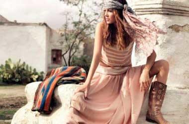 Одежда в стиле Бохо — женственный и неповторимый образ