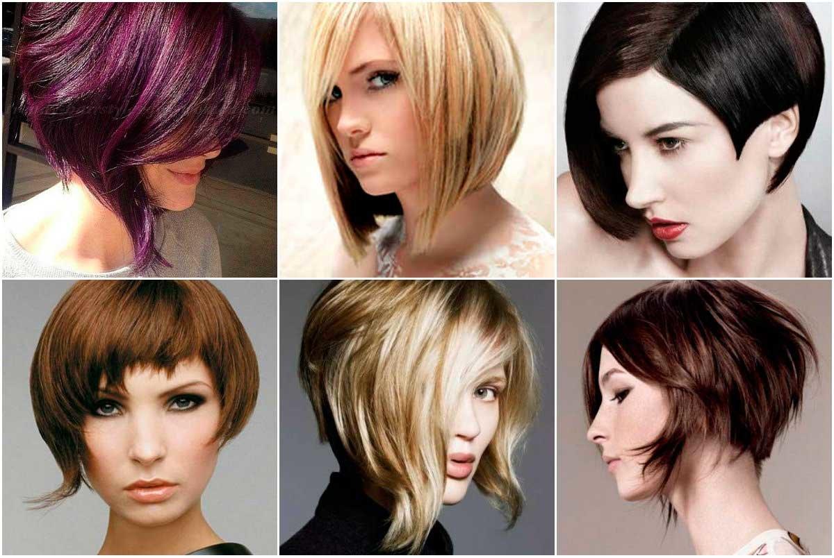 Стрижки на средние волосы боб 2017 женские