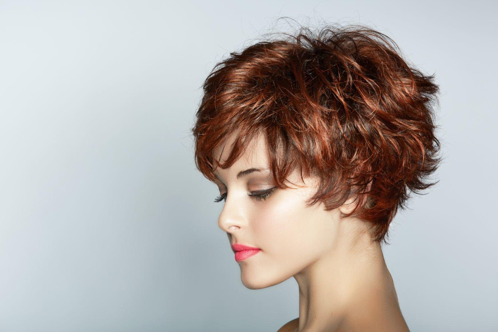 Причёски короткие женские стрижки