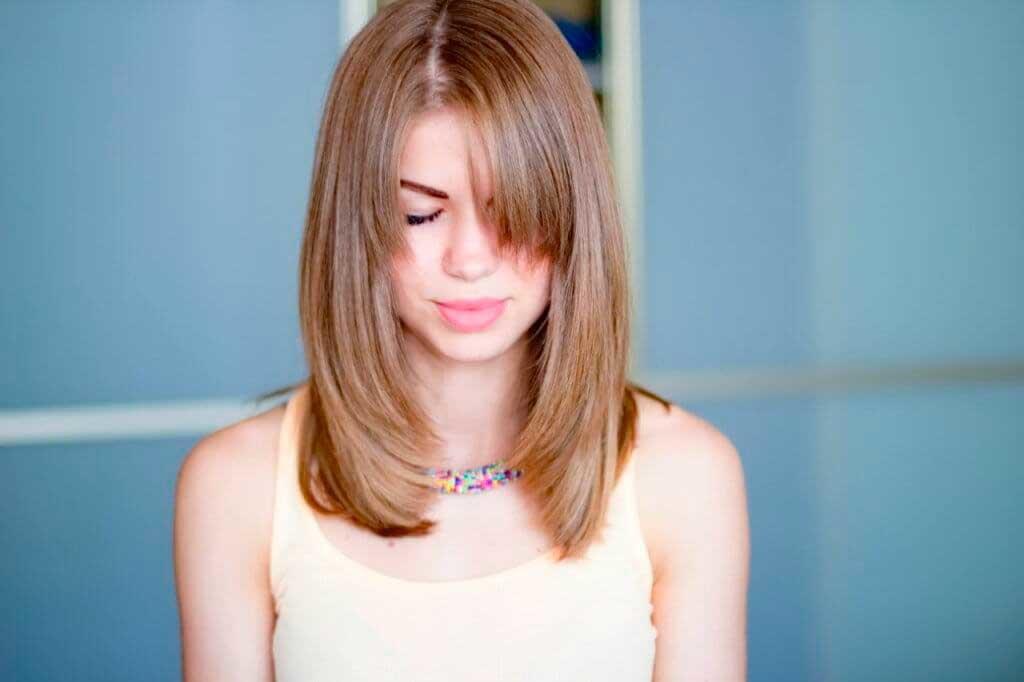 Все о стрижке каскад на средние, длинные и короткие волосы, фото
