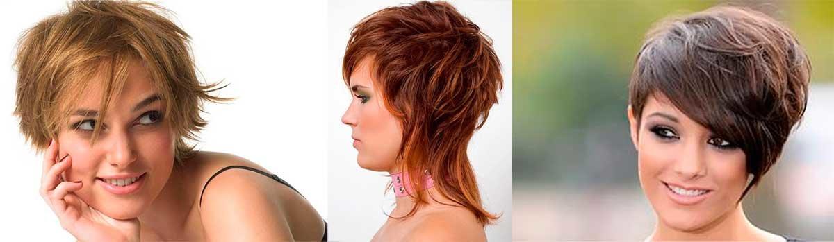 Стрижка аврора для коротких волос