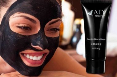 Очищающая чёрная маска Black Mask для лица, находка или обман
