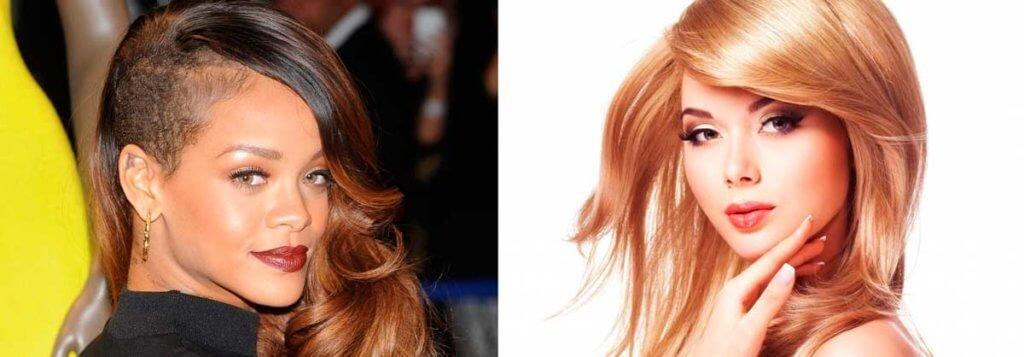 Асимметричные стрижки на средние, короткие и длинные волосы, фото