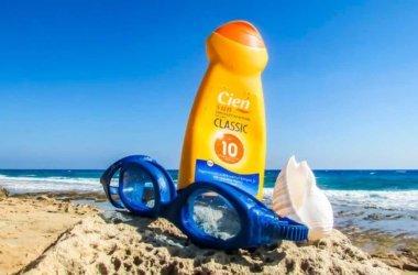 Подходим правильно к выбору средств для защиты кожи от солнца