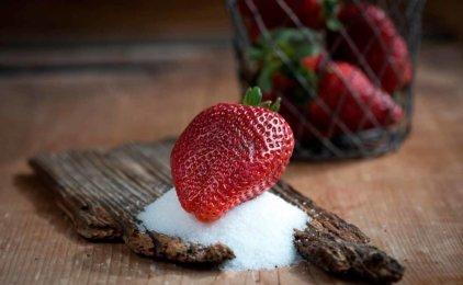 Отказ от употребления сахара